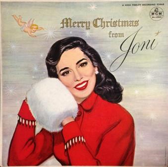 Joni Jame [ Merry Christmas From Joni] MGM E3468