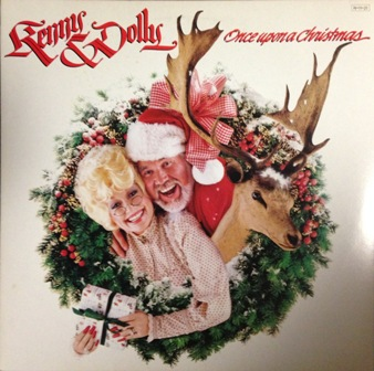 Kenny Rogers & Dolly Parton 「Once Upon A Christmas」RCA RPL8272