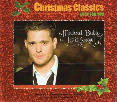 Michael Buble [Let It Snow] Reprise 原盤 中国盤SD001