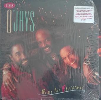 O' Jays [Home For Christmas」EMI E1-96420