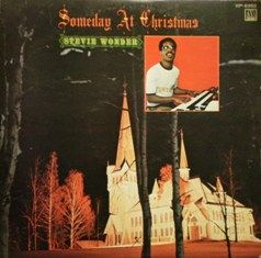 Stevie Wonder「Someday At Christmas」Motown VIP6355