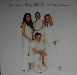 The Sinstra Family「With You A Happy Christmas」Reprise FS1026