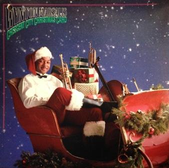 Winton Marsalis「Crescent City Christmas Card」Columbia FC45285