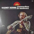 Barney Kessel 「Summertime In Montreux」Black Lion BLP 30151