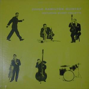 「Chico Hamilton Quintet」World Pacific WP1209
