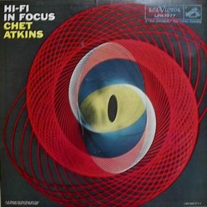 Chet Atkins「Hi-Fi In Focus」Victor LPM1577