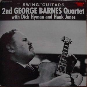 George Barnes 「Swing Guitars」Famous Door HL-100