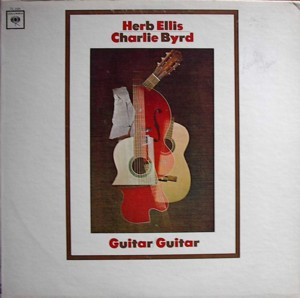 Herb Ellis、Charlie Byrd「Guitar/Guitar」Columbia CL 2330