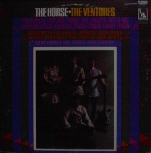 The Ventures「The Horse」Liberty LST8057