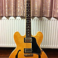 01年製 Gibson 335 Dot Blond 2013年3月 Yahoo Oction SOLD!