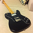 年代不詳 Fender Japan Telecaster Custom 「Sold!」