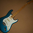 年代不詳 Fender Japan Stratcaster Lake Placid Blue 2009年10月Yahoo Oction [Sold!!]