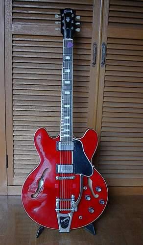 2,000年代 Gibson ES-335 2007年3月 札幌 Guitar Works