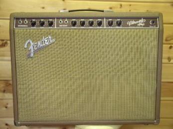 1990年代 Fender USA '63 Vibroverb「Sold!」