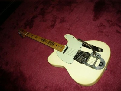 78' Fender Telecaster With Bigsby