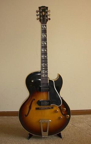 56年Gibson ES-175 「SOLD!」