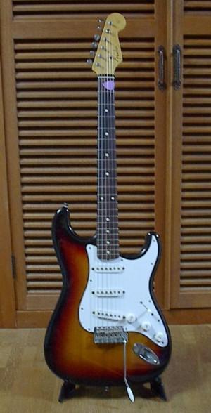 Fender Japan 62'Stratcaster 「SOLD!」