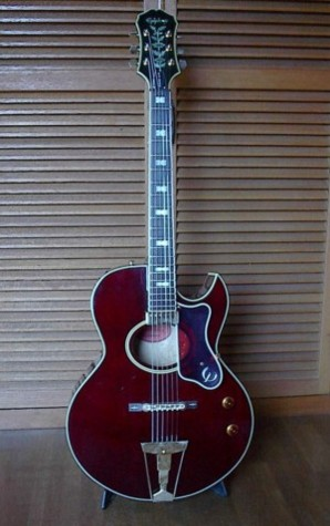 90' Epiphone Howard Roberts Artist 「SOLD!」