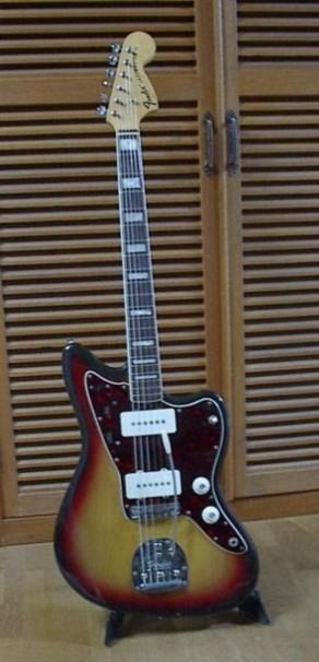 73' Fender Jazz master (Sold!)