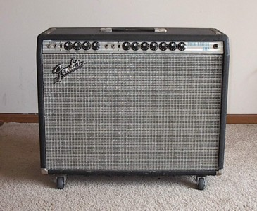 7?年 FENDER TWIN REVERB 「Sold!」