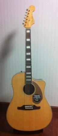New年製 Fender Kingman 2012年 楽天=イケベ楽器 [Sold!!]