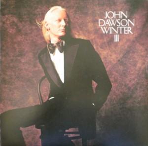 「John Dawson Winter Ⅲ」Epic(Blue Sky PZ33292)