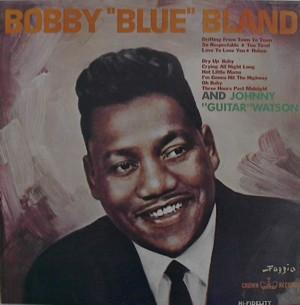 「Bobby Bland-Jimmy Soul-Johnny Watson」 Crown ST358